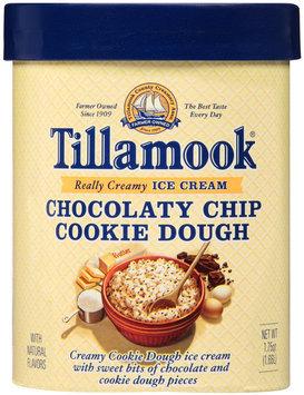 Tillamook® Chocolatey Chip Cookie Dough Ice Cream 1.75 qt. Tub