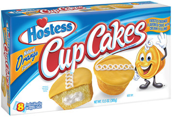 Hostess® Orange Cupcakes