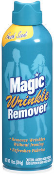 Fresh Scent Magic® Wrinkle Remover 10 oz Aerosol Can