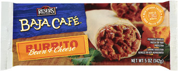 Baja Cafe® Bean & Cheese Burrito 5 oz.