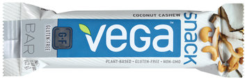 Vega™ Coconut Cashew Snack Bar 1.48 oz. Pack