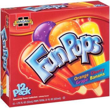 Hagan® Fun Pops 21 fl. oz. Box