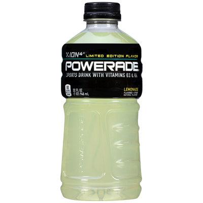 Powerade® ION4® Lemonade Sports Drink 32 fl. oz. Bottle