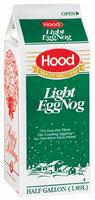 Hood Light  Egg Nog .5 Gal Carton