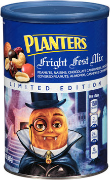 Planters Limited Edition Fright Fest Mix 24 oz. Canister