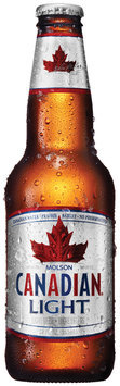 Molson Canadian Light Beer