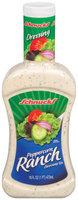 Schnucks Ranch Peppercorn Dressing 16 Oz Squeeze Bottle