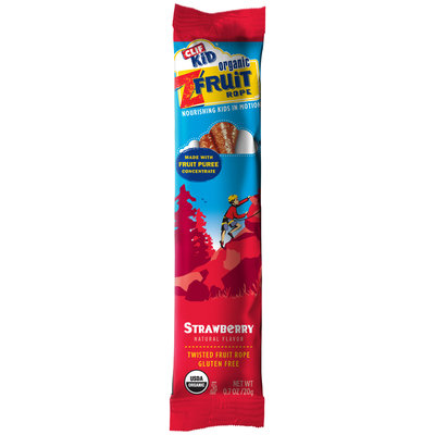 CLIF Kid® ZFruit Strawberry Twisted Fruit Rope