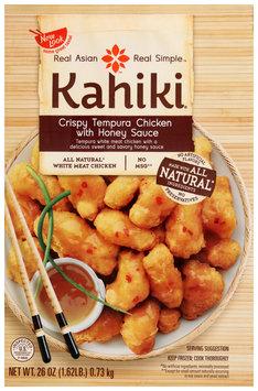Kahiki® Crispy Tempura Chicken with Honey Sauce Frozen Entree 26 oz. Bag