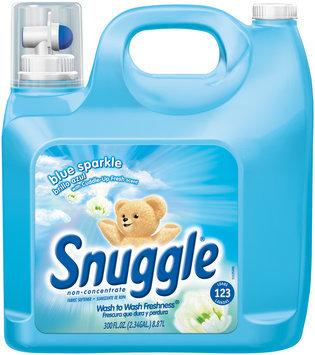 Snuggle® Blue Sparkle Liquid Fabric Softener 300 fl. oz. Plastic Jug