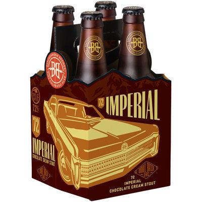 72 Imperial Chocolate Cream Stout 4-12 fl. oz. Bottles