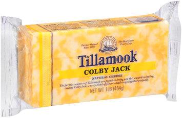 Tillamook® Colby Jack Cheese Brick