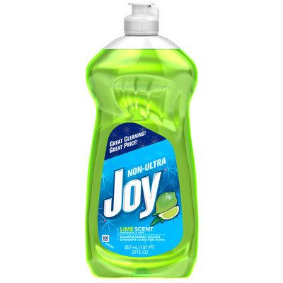 Joy Non Ultra Lime Scent Dishwashing Liquid 29 fl. oz. Bottle