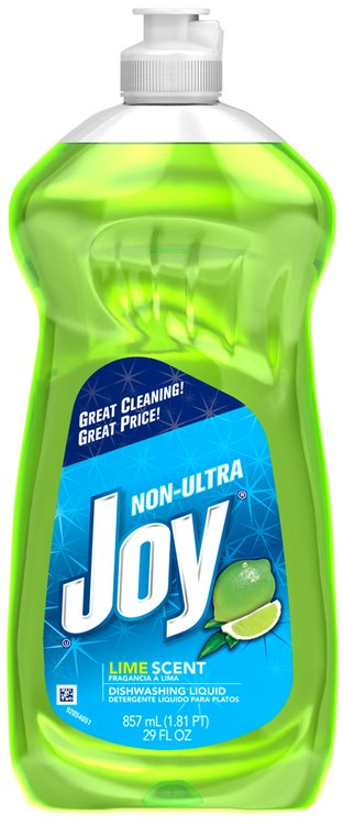 Joy Non Ultra Lime Scent Dishwashing Liquid 29 fl. oz. Bottle