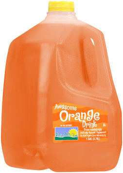 Rolling Hills Farm™ Awesome Orange Drink 1 gal. Jug