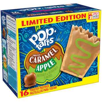 Pop-Tarts® Frost Caramel Apple Toaster Pastries 28.2 oz. Box