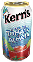 Kern's Tomato & Clam Cocktail Juice 11.5 Fl Oz Pull-Top Can
