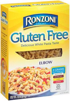 Ronzoni® Gluten Free® Elbow Pasta 12 oz. Box