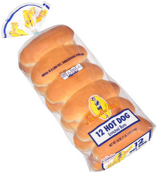 Evangeline Maid® Hot Dog Buns 12 ct Bag