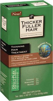 Thicker Fuller Hair® Thinning Hair Treatment 2-1.7 fl. oz. Bottles