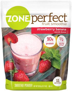 ZonePerfect® Strawberry Banana Smoothie Powder 11.71 oz. Bag