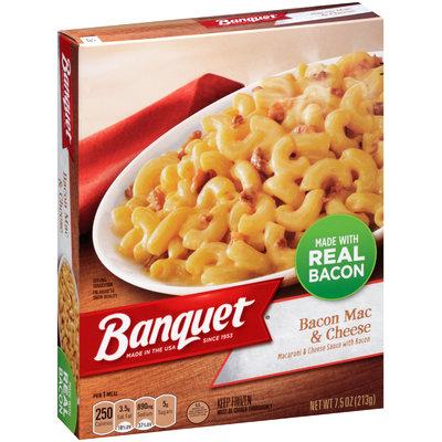 Banquet® Bacon Mac & Cheese 7.5 oz.
