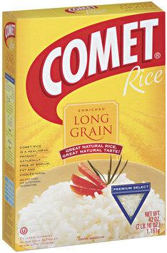 Comet Long Grain Enriched Premium Select Rice