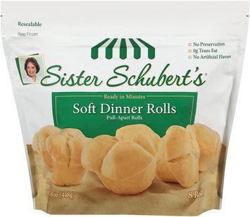 Sister Schubert's® Soft Dinner Rolls 15.8 oz. Stand Up Bag