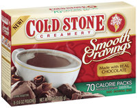 Cold Stone Creamery 70 Calorie Packs Reduced Sugar 0.6 Oz Pouches Hot Cocoa Mix 8 Ct Box