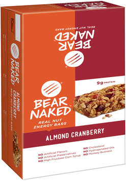 Bear Naked® Almond Cranberry Real Nut Energy Bars