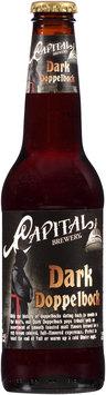 capital brewery® dark/blonde doppelbock beer