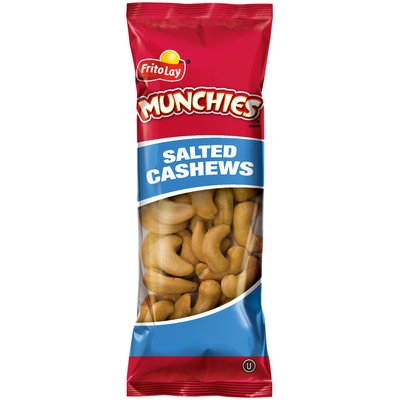 Frito Lay® Munchies® Salted Cashews 1.5 oz. Bag