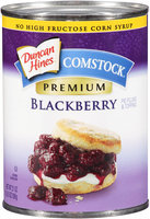 Duncan Hines® Comstock® Premium Blackberry Pie Filling & Topping 21 oz. Can