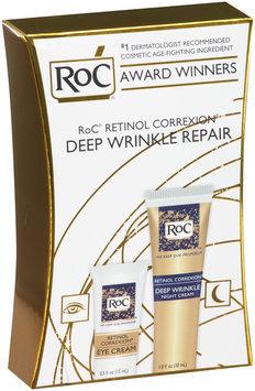 RoC® Retinol Correxion® Deep Wrinkle Repair 2 ct Box