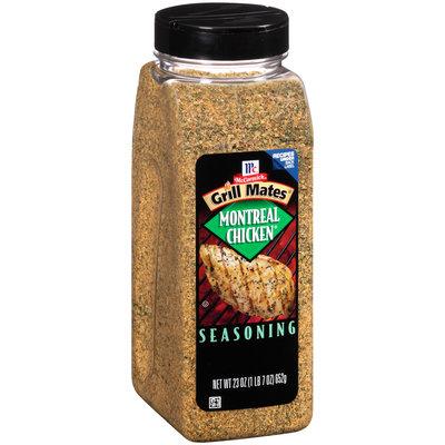McCormick® Grill Mates® Montreal Chicken® Seasoning 23 oz. Shaker