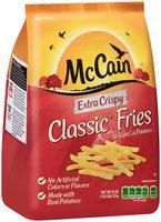 McCain™ Extra Crispy Classic® Fries 26 oz. Bag