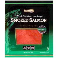 Trans-Ocean® Products Wild Alaskan Sockeye Smoked Salmon 3 oz. Carded Pack