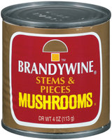 Brandywine Stems & Pieces Mushrooms