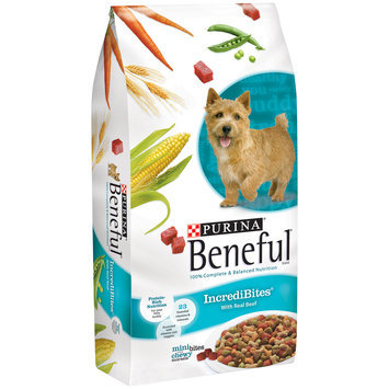 Purina Beneful IncrediBites Dog Food 7 lb. Bag