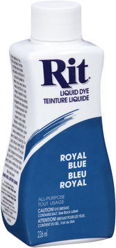 CN - Rit® Royal Blue Liquid Dye 236mL Bottle