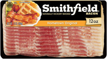 Smithfield® Hometown Original Bacon 12 oz. Package