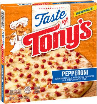 Taste of Tony's™ Pepperoni Pizza