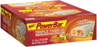 PowerBar Triple Threat Energy Bar Caramel Apple