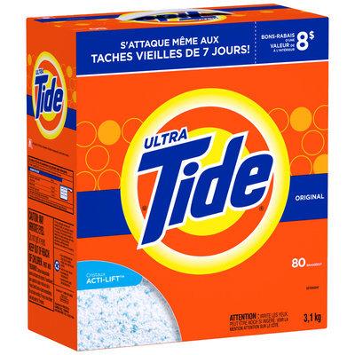 Tide Ultra Original Scent Powder Laundry Detergent 113 oz. Box