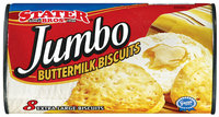 Stater Bros. Jumbo Extra Large Buttermilk Biscuits 8 Ct Can