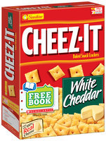 Cheez-It® White Cheddar Baked Snack Crackers