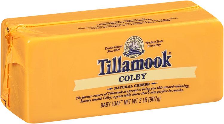 Tillamook® Colby Cheese