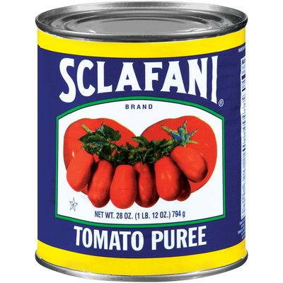 Sclafani  Tomato Puree 28 Oz Can