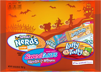 Nestlé Assorted Halloween Sugar Candy 25  oz. Bag
