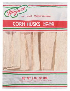 Mojave  Corn Husks 8 Oz Peg